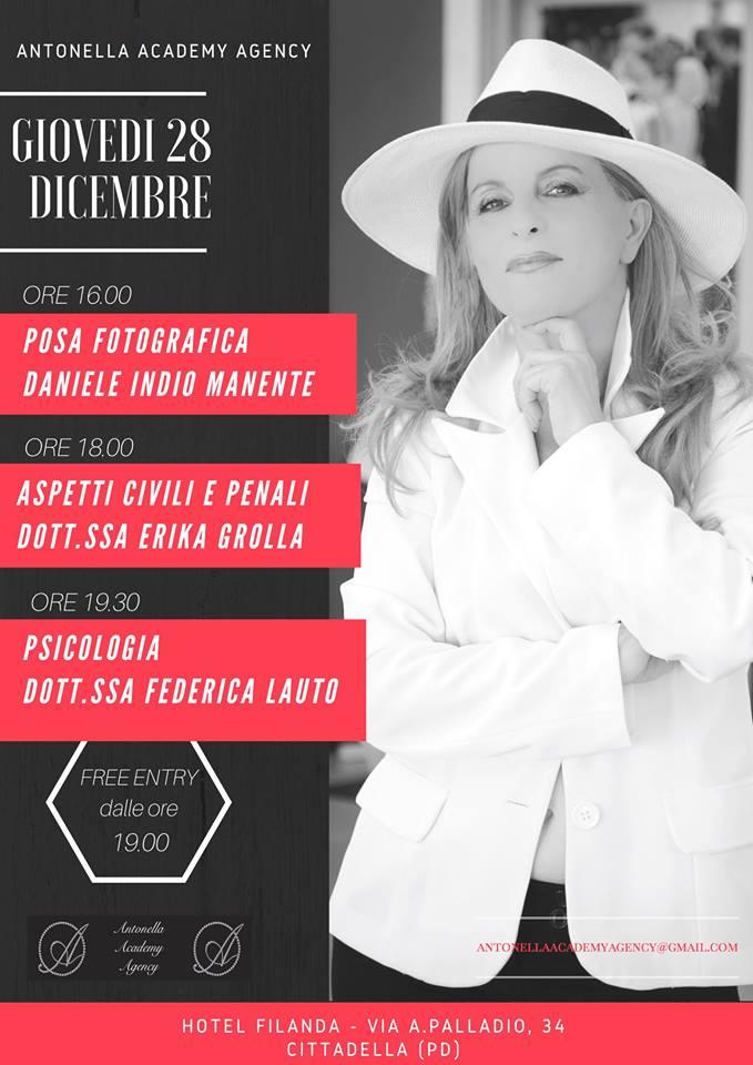 Antonella Academy Agenzy 28 dicembre